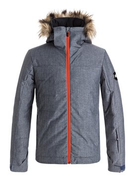 The Edge - Snow Jacket for Boys 8-16  EQBTJ03053