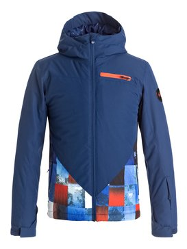 Suit Up - Snow Jacket for Boys 8-16  EQBTJ03055