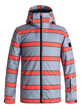 Mission - Snow Jacket for Boys 8-16  EQBTJ03061