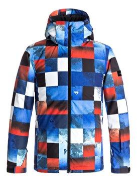 Mission - Snow Jacket for Boys 8-16  EQBTJ03061