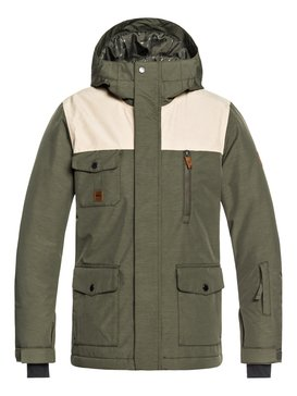 Raft - Parka Snow Jacket for Boys 8-16  EQBTJ03073