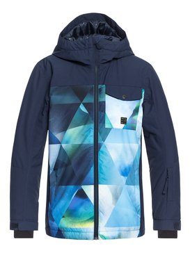 Mission Block - Snow Jacket  EQBTJ03080