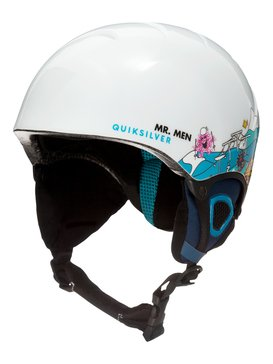 The Game Mr Men - Snowboard/Ski Helmet for Boys 8-16  EQBTL03007
