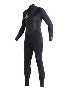 High Dye 3/2mm - Chest Zip Full Wetsuit  EQBW103006