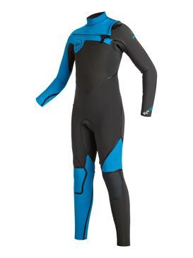 Syncro 3/2mm - Chest Zip Full Wetsuit  EQBW103008