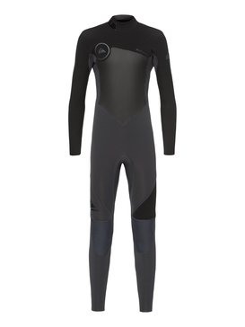3/2mm Syncro Series - Back Zip GBS Wetsuit  EQBW103023