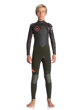 3/2mm Syncro Plus - Chest Zip Wetsuit  EQBW103026