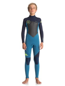 4/3mm Syncro Series - Back Zip GBS Wetsuit  EQBW103027