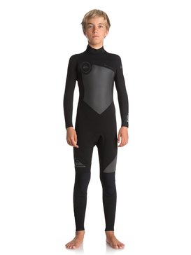 5/4/3mm Syncro Series - Back Zip GBS Wetsuit  EQBW103030