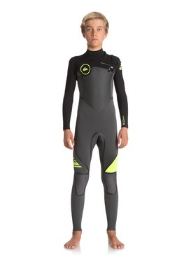 5/4/3mm Syncro Plus - Chest Zip Wetsuit for Boys 8-16  EQBW103031