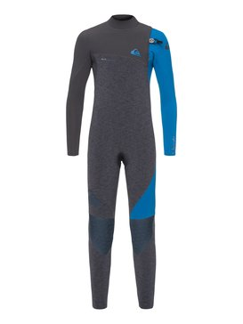 4/3mm Highline Series - Zipperless Wetsuit  EQBW103035