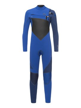 4/3mm Highline Plus - Chest Zip Wetsuit  EQBW103037