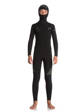 5/4/3mm Syncro Series - Hooded Chest Zip GBS Wetsuit  EQBW203001
