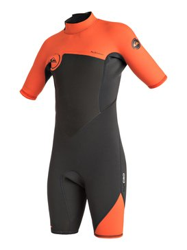 Syncro 2/2mm - Back Zip Springsuit  EQBW503002