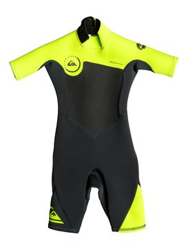 Syncro 2/2mm - Back Zip Springsuit  EQBW503003