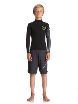 1mm Syncro Series - Long Sleeve Neoprene Surf Top  EQBW803003
