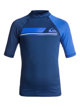 Active - Short Sleeve UPF 50 Rash Vest for Boys 8-16  EQBWR03036