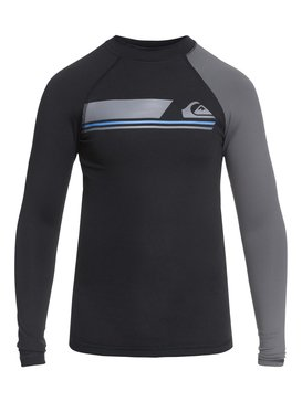 Active - Long Sleeve Rash Vest for Boys 8-16  EQBWR03037