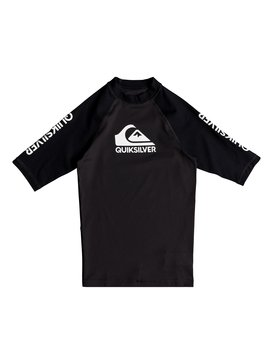 On Tour - Short Sleeve UPF 50 Rashguard  EQBWR03056