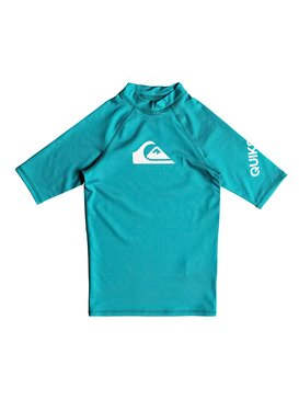 All Time - Short Sleeve UPF 50 Rash Vest  EQBWR03060
