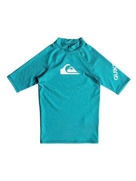 All Time - Short Sleeve UPF 50 Rash Vest  EQBWR03060