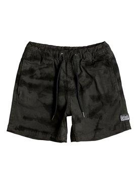 Battered Tie Dye - Shorts  EQBWS03173