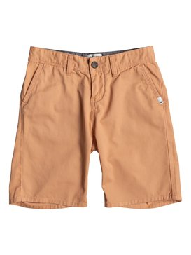 Everyday Light - Chino Shorts for Boys 8-16  EQBWS03225