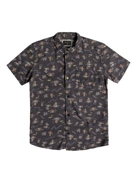 Aloha - Short Sleeve Shirt for Boys 8-16  EQBWT03211