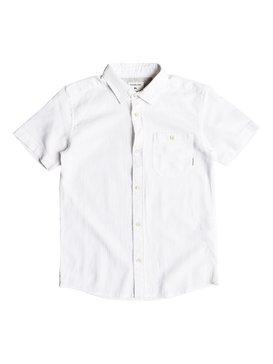 New Time Box - Short Sleeve Shirt for Boys 8-16  EQBWT03212