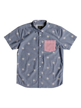 4TH SS SHIRT YOUTH  EQBWT03215