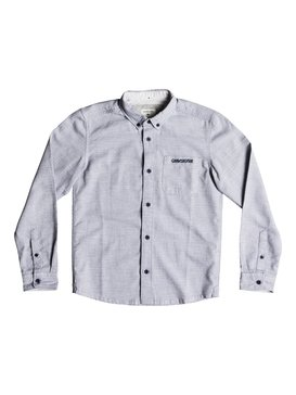 Waterfall - Long Sleeve Shirt for Boys 8-16  EQBWT03224