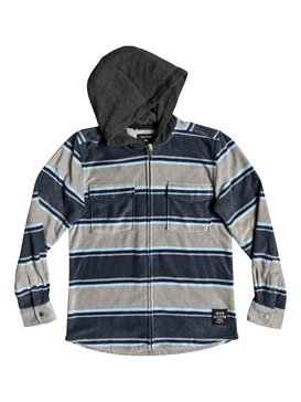 SURF DAYS HOOD ZIP YOUTH  EQBWT03237