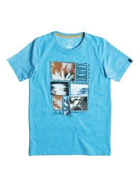 Heather Paradise Forg - T-Shirt  EQBZT03461