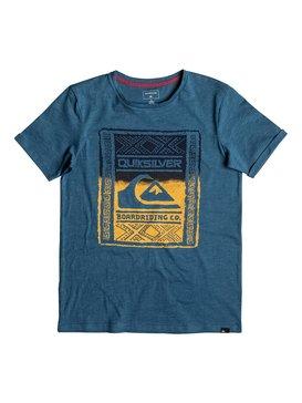 Slub Walled Up - T-Shirt  EQBZT03481