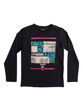 Classic Radical Trip - Long Sleeve T-Shirt for Boys 8-16  EQBZT03567