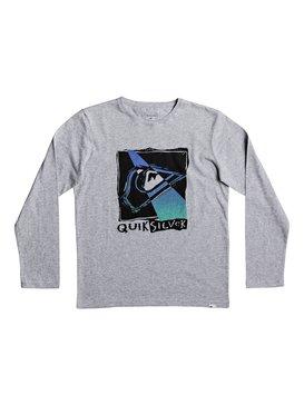 Classic Hot Spot - Long Sleeve T-Shirt for Boys 8-16  EQBZT03571