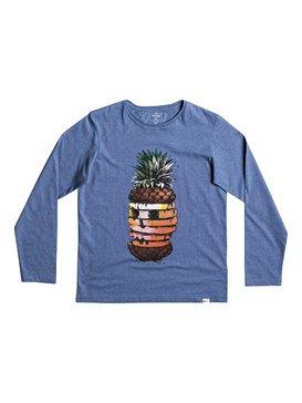 Classic Hot Pineapple - Long Sleeve T-Shirt  EQBZT03574