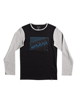 Colorblock Port Roca - Long Sleeve T-Shirt for Boys 8-16  EQBZT03575