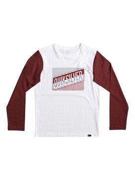 Colorblock Port Roca - Long Sleeve T-Shirt  EQBZT03575