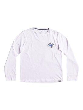 Carbon Finish 80 Prism - Super-Soft Long Sleeve T-Shirt for Boys 8-16  EQBZT03580
