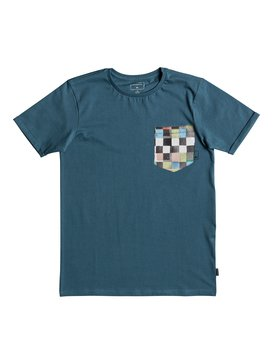 Classic Quadro Glide - T-Shirt for Boys 8-16  EQBZT03667