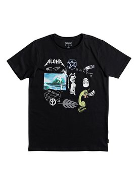Classic Puke Katuna - T-Shirt for Boys 8-16  EQBZT03669
