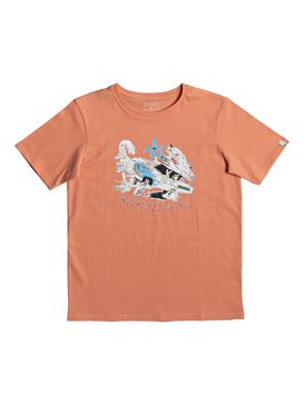 Classic Days On - T-Shirt for Boys 8-16  EQBZT03672