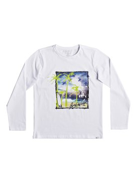 Classic Pihi Wiki - Long Sleeve T-Shirt for Boys 8-16  EQBZT03685