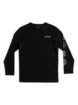 Classic Next Steps - Long Sleeve T-Shirt for Boys 8-16  EQBZT03686