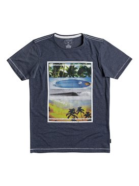 Heather Place To Be - T-Shirt for Boys 8-16  EQBZT03692