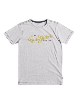 Heather Wavey Glaze - T-Shirt for Boys 8-16  EQBZT03693