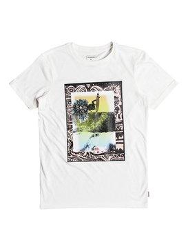 Triblend Border Line - T-Shirt  EQBZT03696
