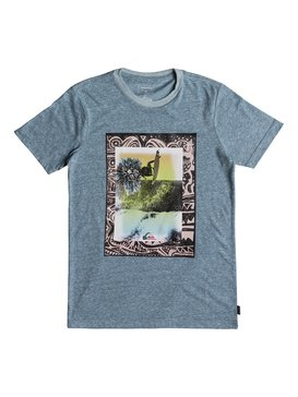 Triblend Border Line - T-Shirt for Boys 8-16  EQBZT03696