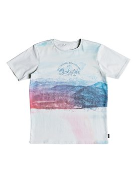 Lost In The Mountains - T-Shirt  EQBZT03787